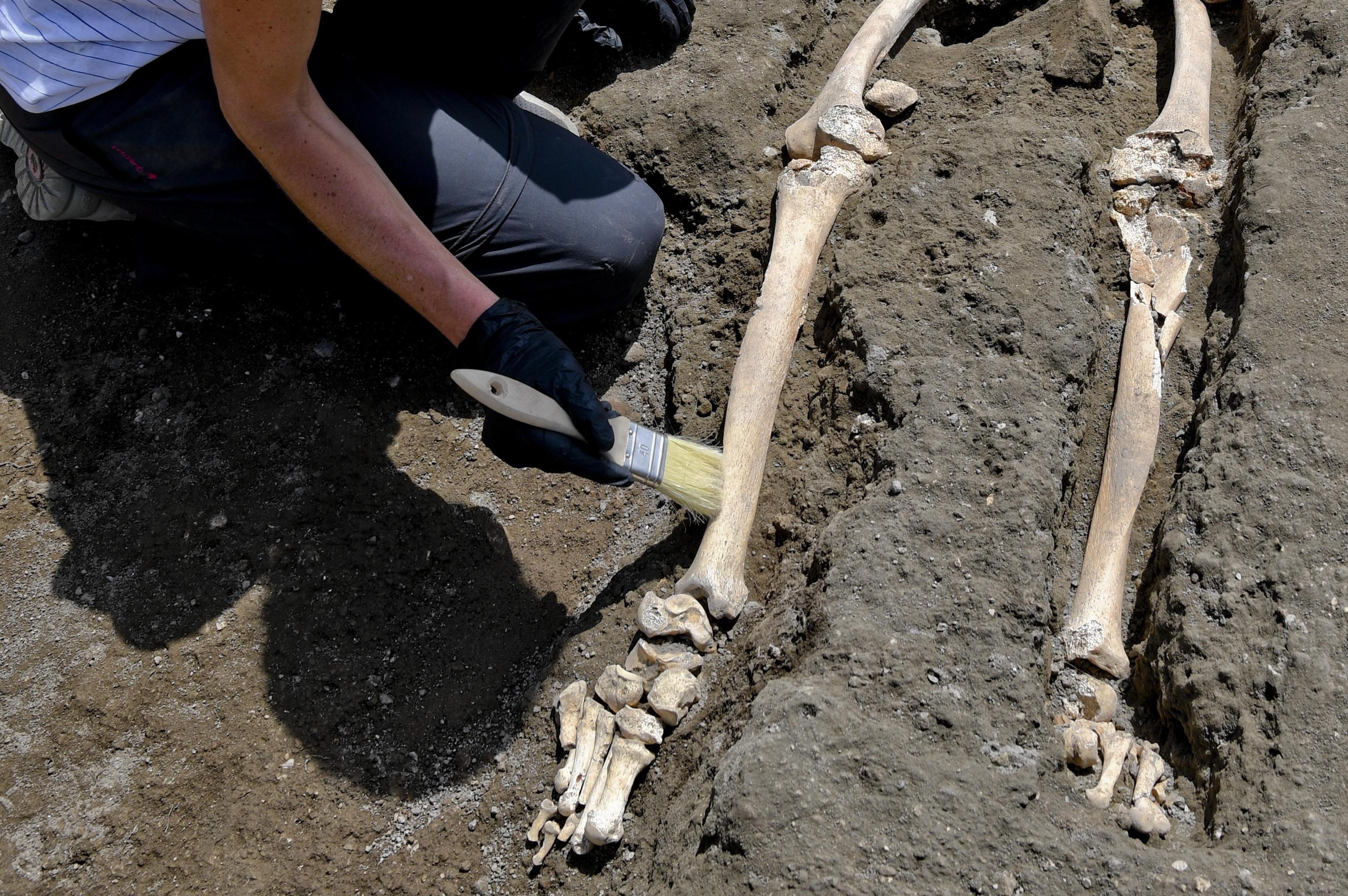EPA epaselect ITALY ARCHEOLOGY