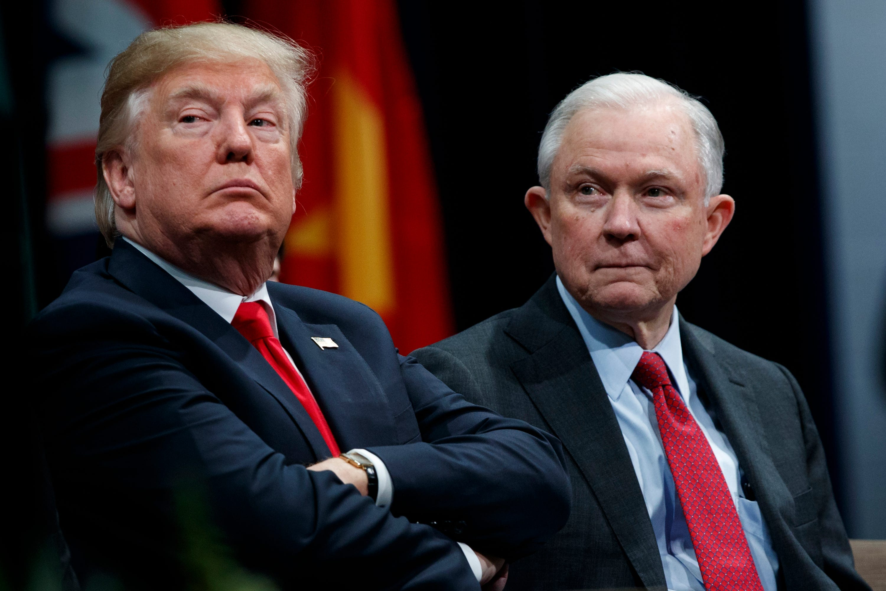 President Trump fires back at Attorney General Jeff Sessions, pleads for investigations into 'other side'