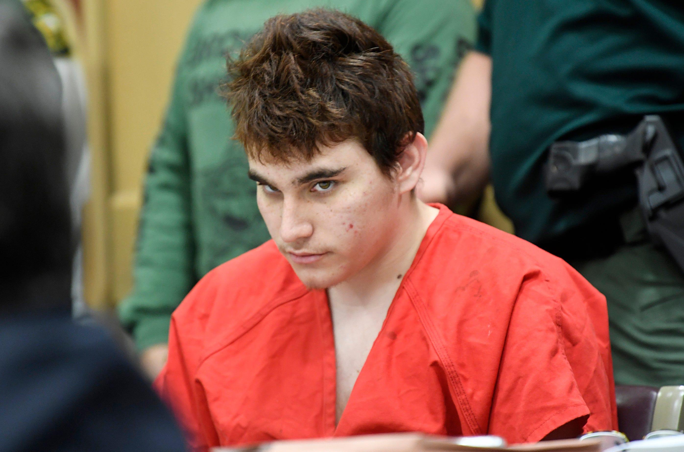 'Burn, kill, destroy': Parkland school shooter video released