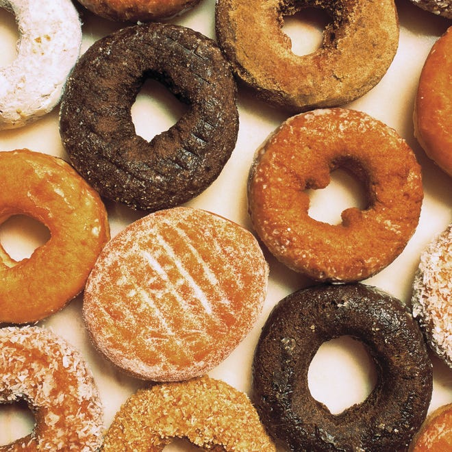 National Doughnut Day is Friday, June 1.