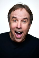 Kevin Nealon performs Tuesday at Broadway Palm. Here he talks about his web series, 'Hiking with Kevin.' Watch it at youtube.com/kevinnealoncomedy.