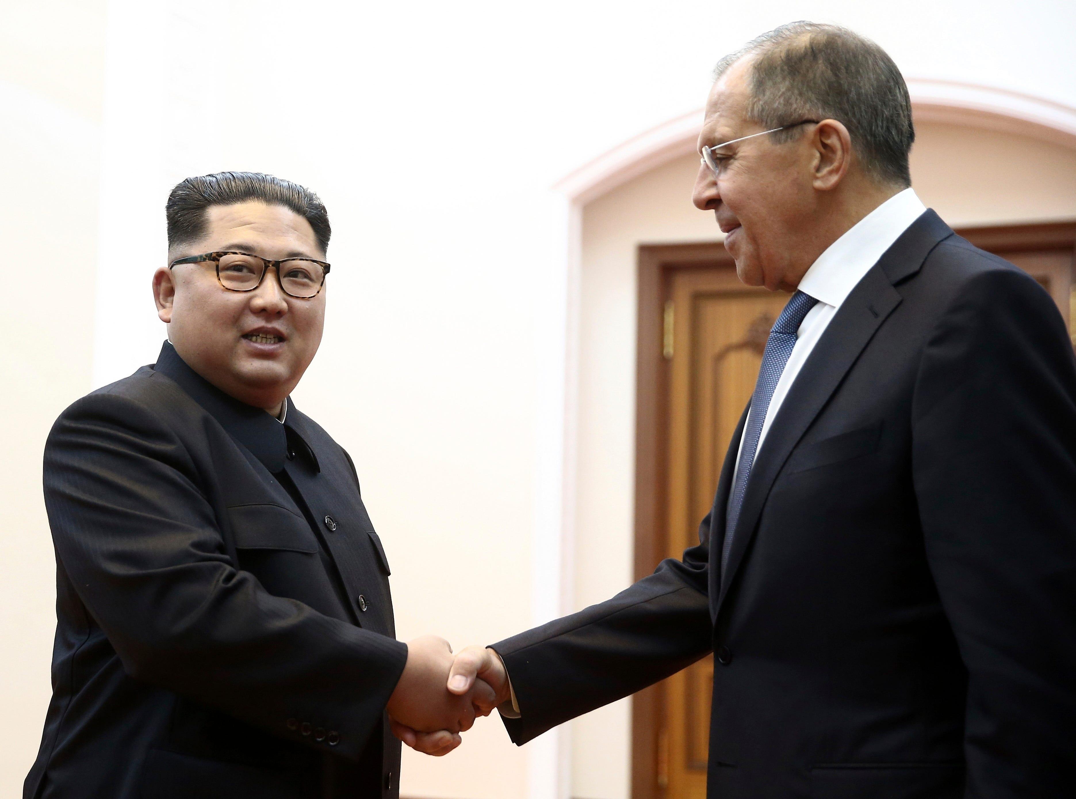 Kim Jong Un: North Korea values Russia for opposing U.S. dominance, state media reports