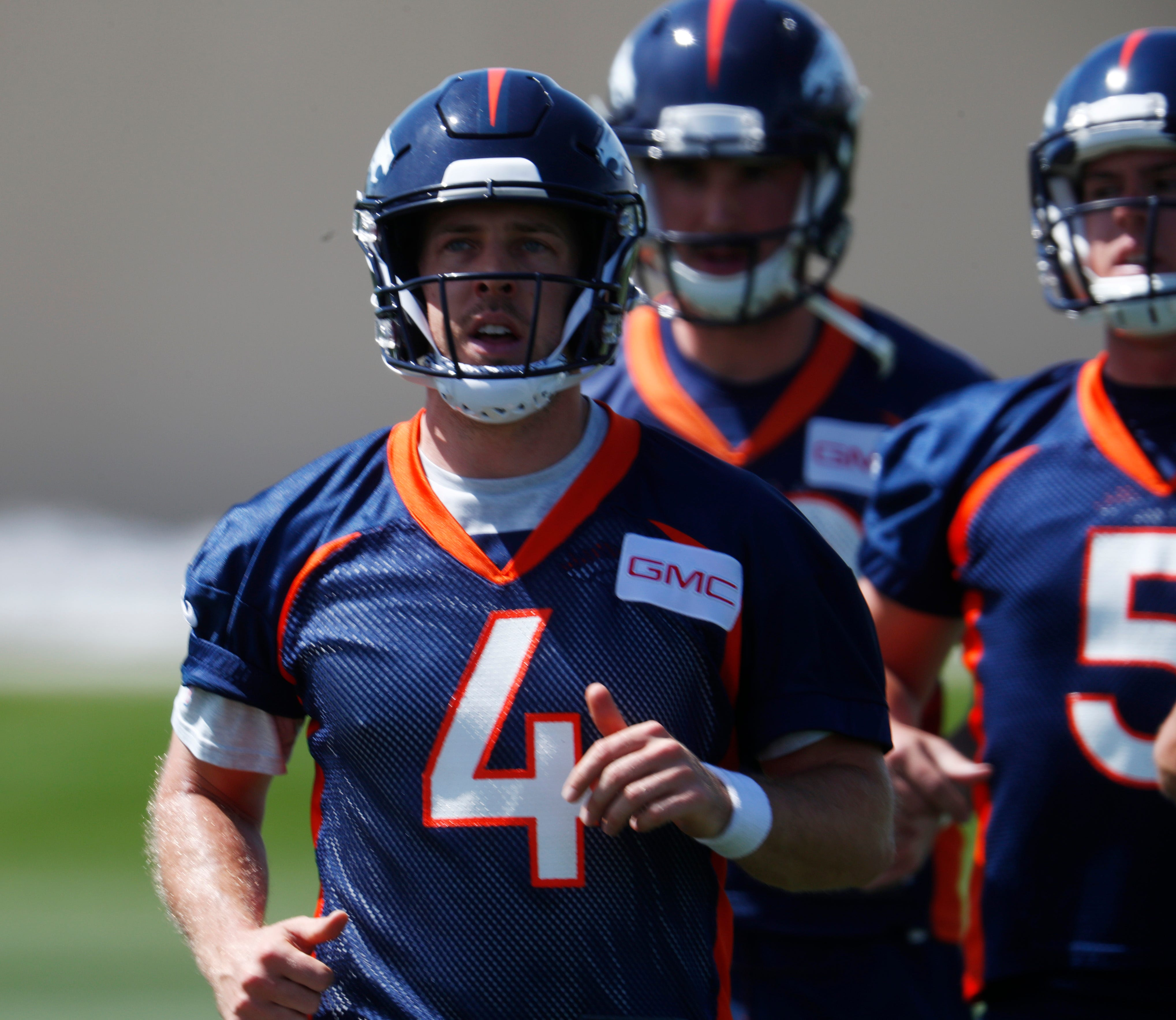 With Broncos, Case Keenum gets first turn as offensive centerpiece