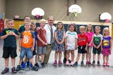 Woodside Elementary Principal Paul Mann, who is retiring this year, speaks about his time at the school in Wisconsin Rapids, Wis., May 23, 2018.
