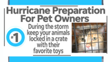 Naples Daily News' Get Organized columnist Marla Ottenstein shares her tips on how to keep your pets safe before, during and after a hurricane. Find the full hurricane checklist at www.naplesnews.com/hurricanechecklist