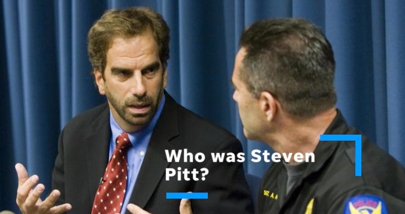 Who was forensic psychiatrist Steven Pitt?