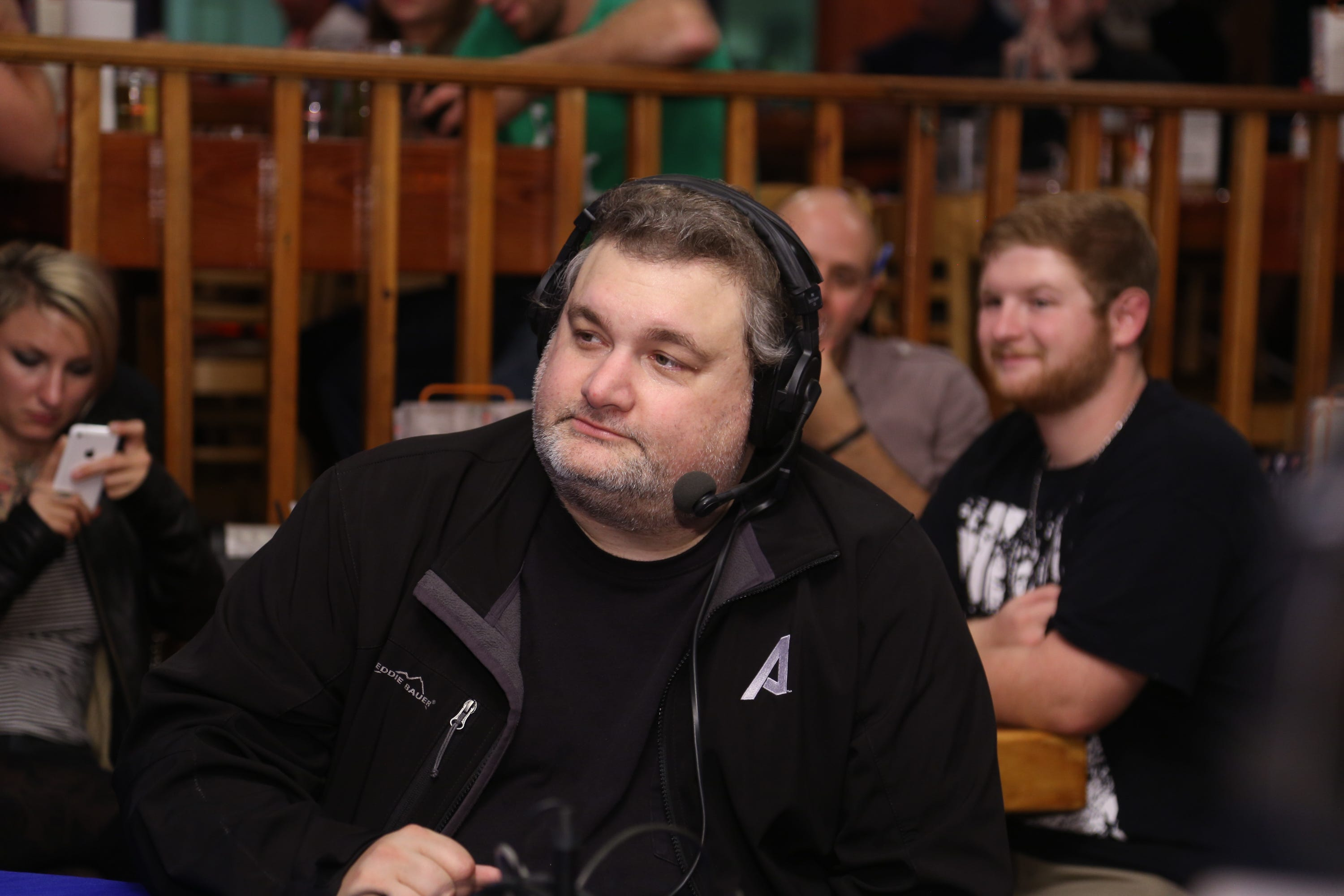 Comedian Artie Lange says his dead father sent him a secret word of support in rehab