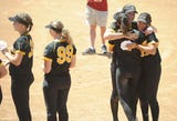 SeaEnna Satcher drove in all three runs and Cory Carrillo allowed just one run as the Newbury Park High softball team won its first CIF-SS title