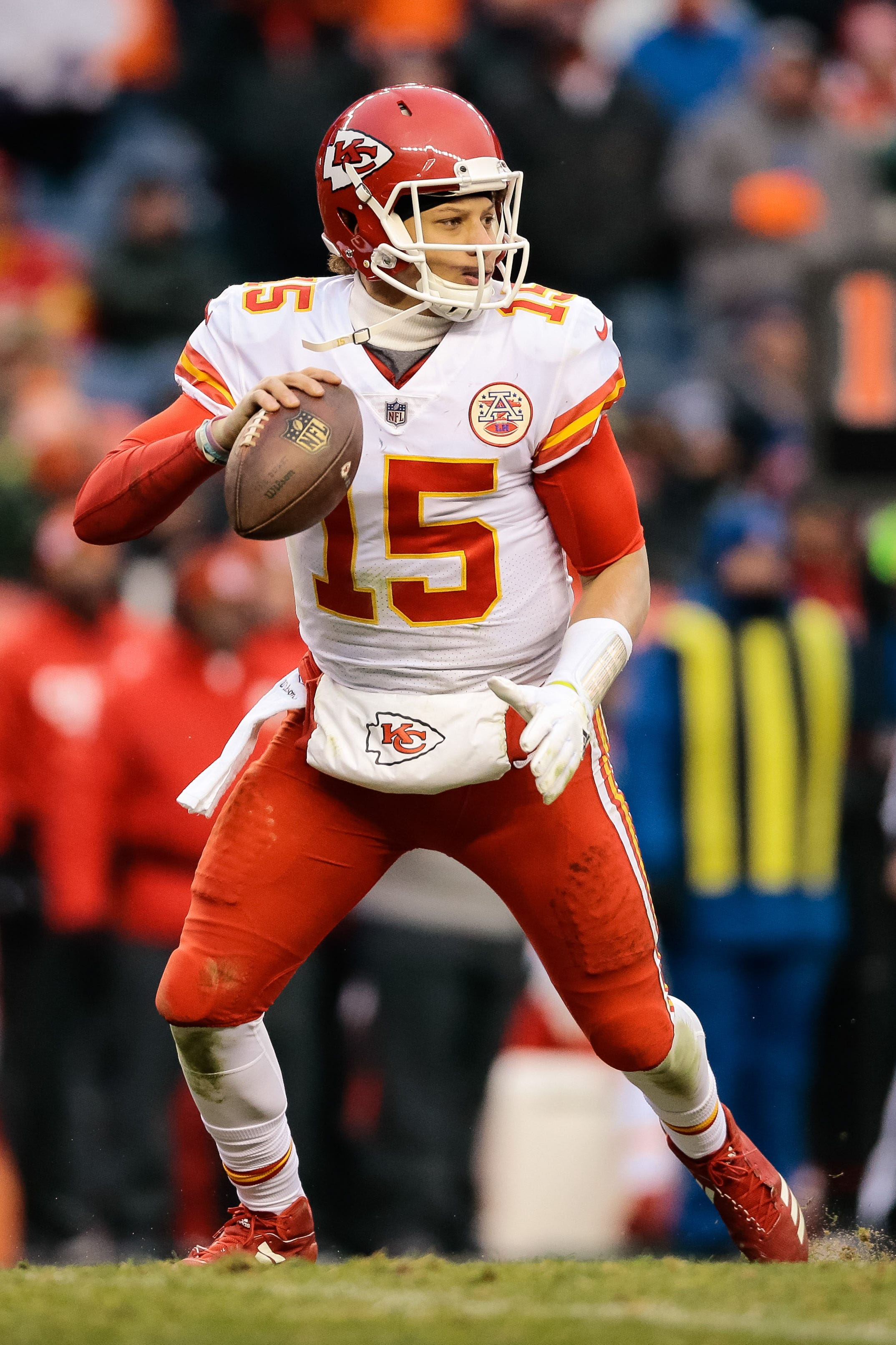 Chiefs QB Patrick Mahomes turned down endorsements because he wasn't playing