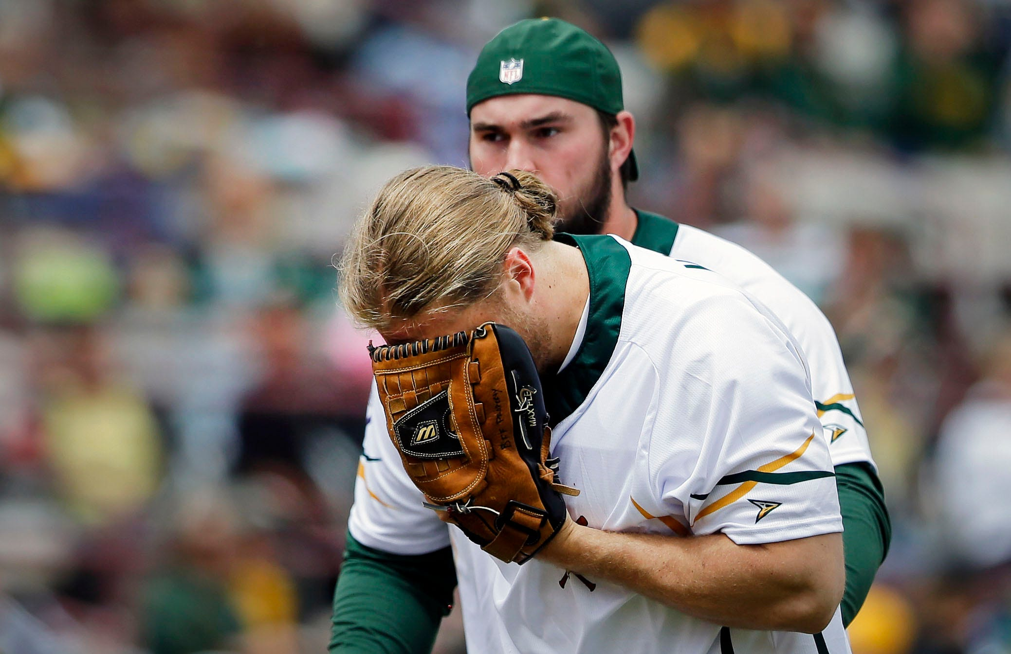 Mike McCarthy: Packers LB Clay Matthews' injury in softball game no cause for concern