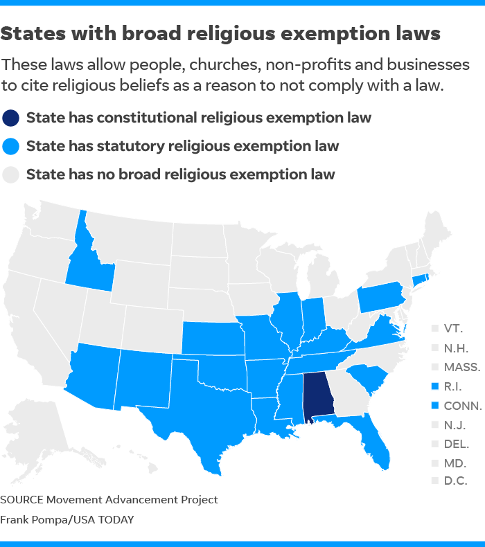 WHICH STATES HAVE GAY MARRIAGE