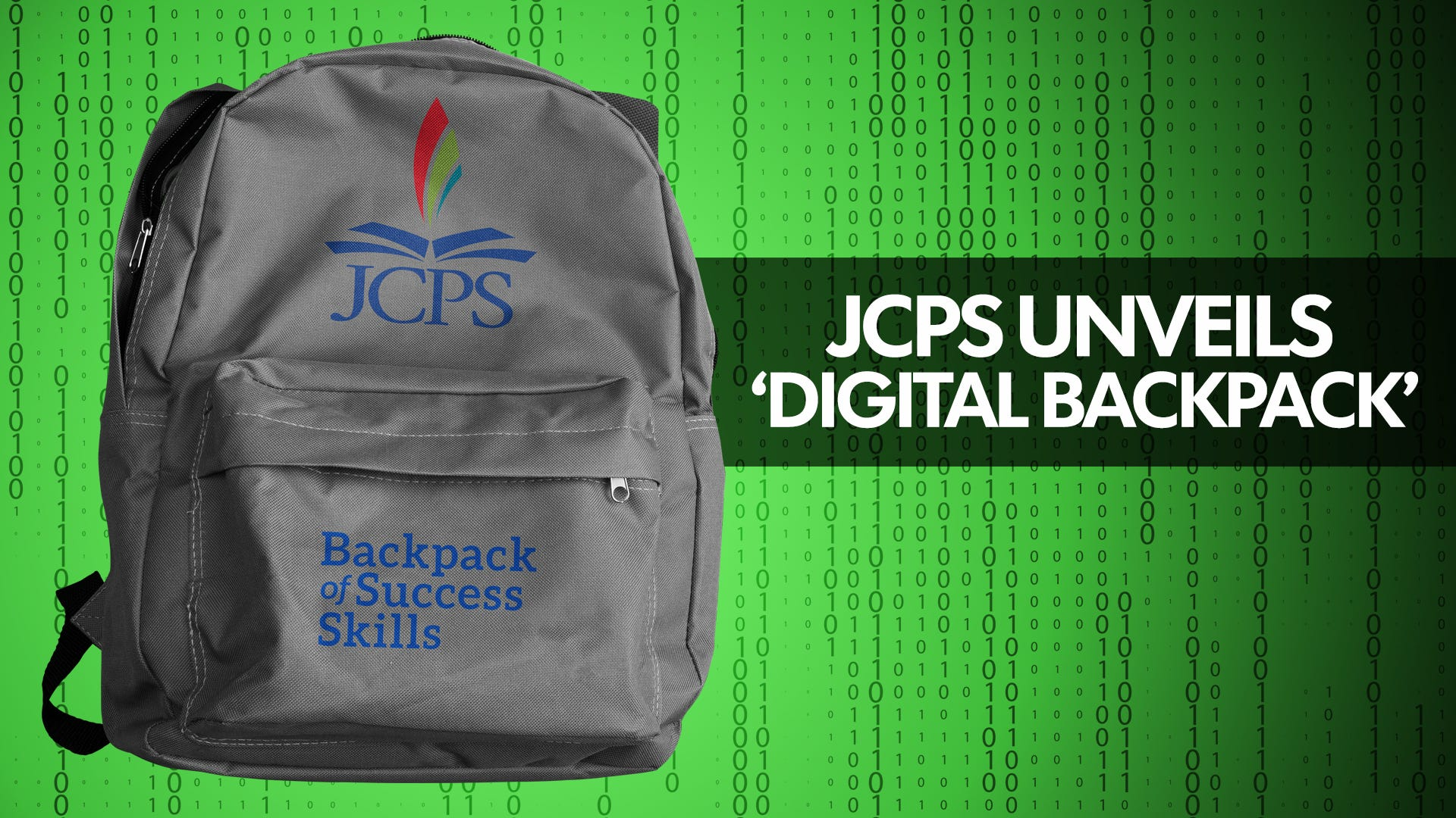 Is your student on track to graduate? JCPS launches digital backpack  initiative