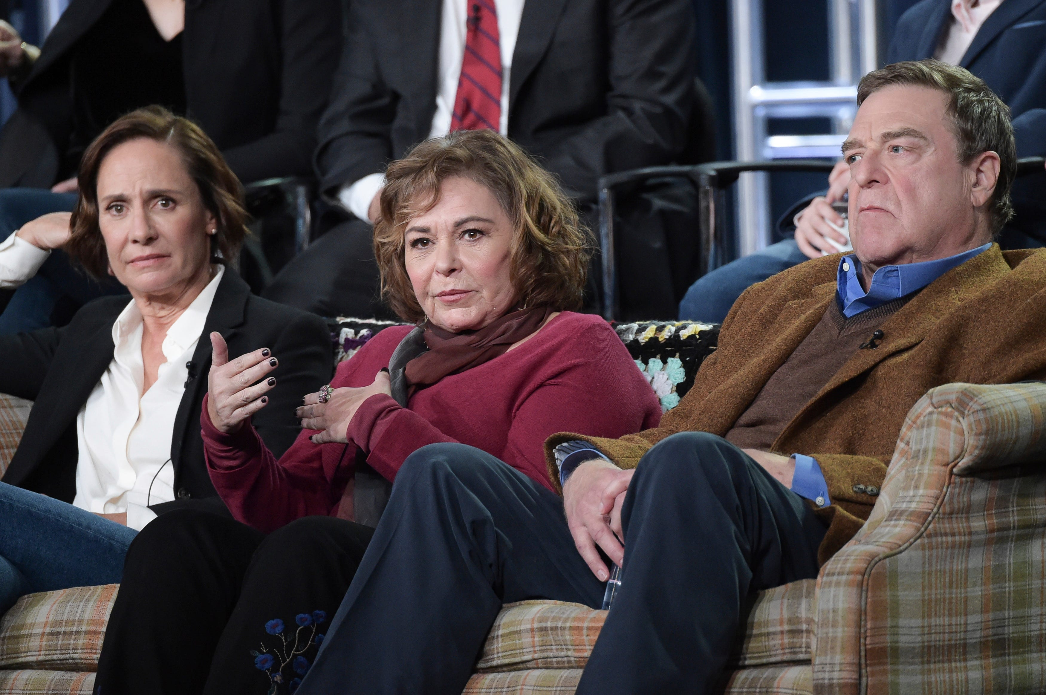 ABC talks 'The Conners' without Roseanne: Planned arcs for Darlene, Dan still in works