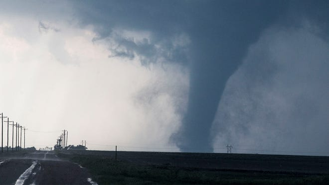 The United States has had far fewer intense tornadoes – those with winds reaching 136 mph or stronger – so far this year than any other year in recent history. Yet even smaller tornadoes can cause extreme damage to people, property, and nature.   Though tornadoes have been documented across the globe, they are more common in the United States than anywhere else in the world, with Canada following in second. Of course, the likelihood of tornadoes forming also varies across the country, with some states rarely experiencing the windstorms, while others occasionally recording over 100 in a year.   To identify the states with the most tornadoes, 24/7 Wall St. reviewed tornado data from the National Weather Service. We averaged the number of tornadoes to occur annually in each state from 1950 through 2017 and ranked the states by these averages.   As of April 2018, there were preliminary reports of 210 tornadoes, below to the average of 299 for the period. Though there is a relative decline in the number of recorded tornadoes, historical records show there is little trend in the frequency of stronger tornadoes over the past half century. Some strong trends have emerged: tornadoes are more likely to strike in the afternoons during the spring and summer months   Tornadoes have been documented in every state since 1950, yet by examining past records we can see which states are most at risk compared to other areas. Many states in the Midwest, Southwest, and South Central regions of the country, such as Texas, Oklahoma, and Kansas, have been bombarded with tornadoes since 1950. There were more than 3,000 tornadoes in total in each of those states in that time. This area is referred to as Tornado Alley due to its high frequency of tornadoes.   At the other end of the spectrum, the non-continental states of Alaska and Hawaii have experienced relatively few tornadoes. Alaska has experience exceptionally few, with only four recorded tornadoes over the past 68 years. The Northeast 