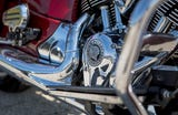 Indian Motorcycle Co., for decades Harley-Davidson's biggest rival.
