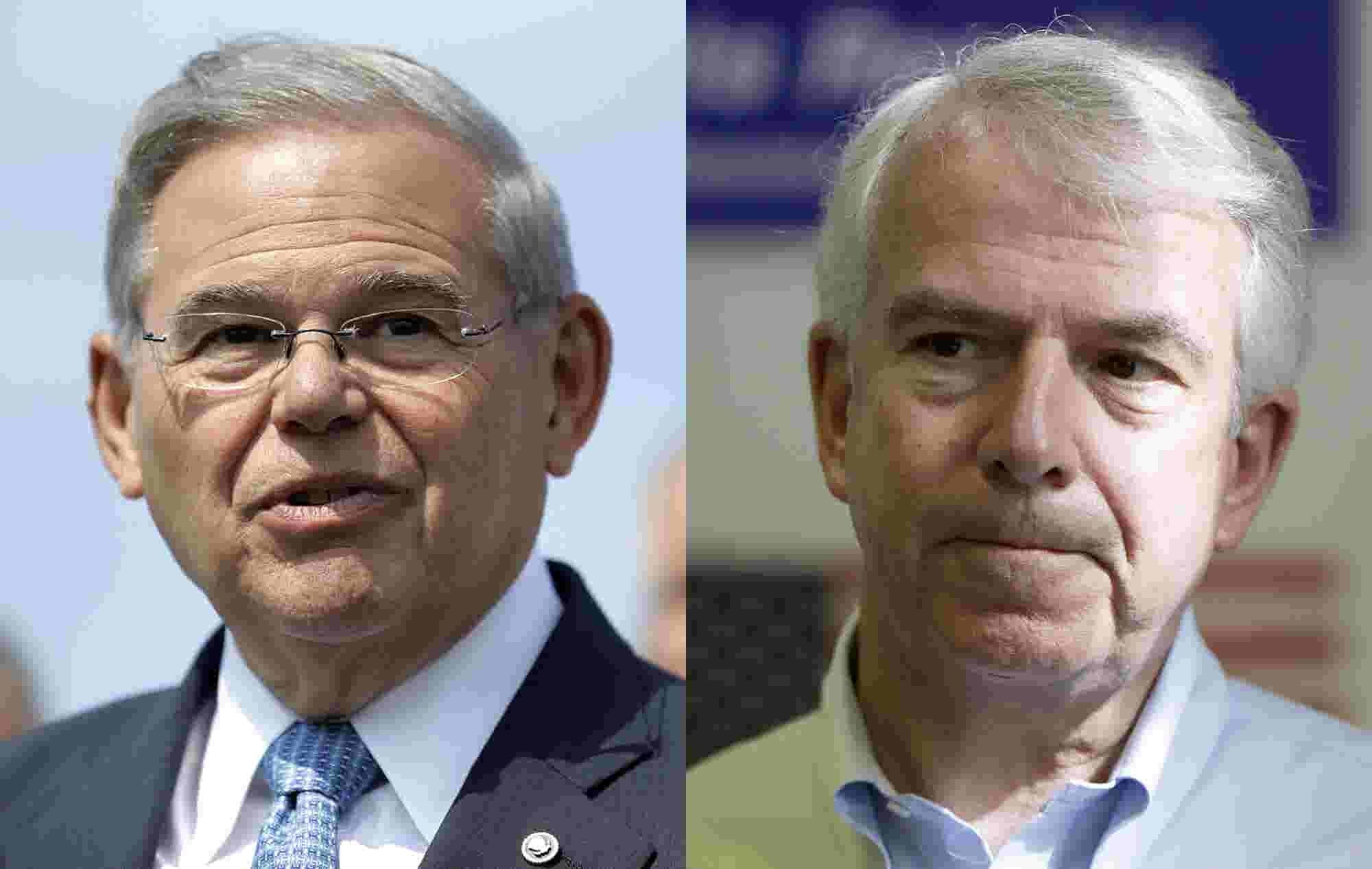 Senate Candidates Stake Out A Range Of Positions On >> 2018 Nj Senate Candidates Hugin And Menendez What You Really Want To Know About Them