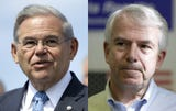 Sen. Bob Menendez is trying to make Republican opponent Bob Hugin's career at drugmaker Celgene one of the focal points as they compete for US Senate