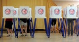 The deadline to register to vote in California is Oct. 22.