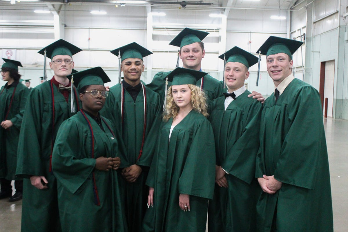 York County School of Technology graduates the Class of 2018