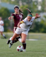 Here are a few goals from Liberty signee Kasey Jamieson during Lansing Christian's state tournament run this spring.