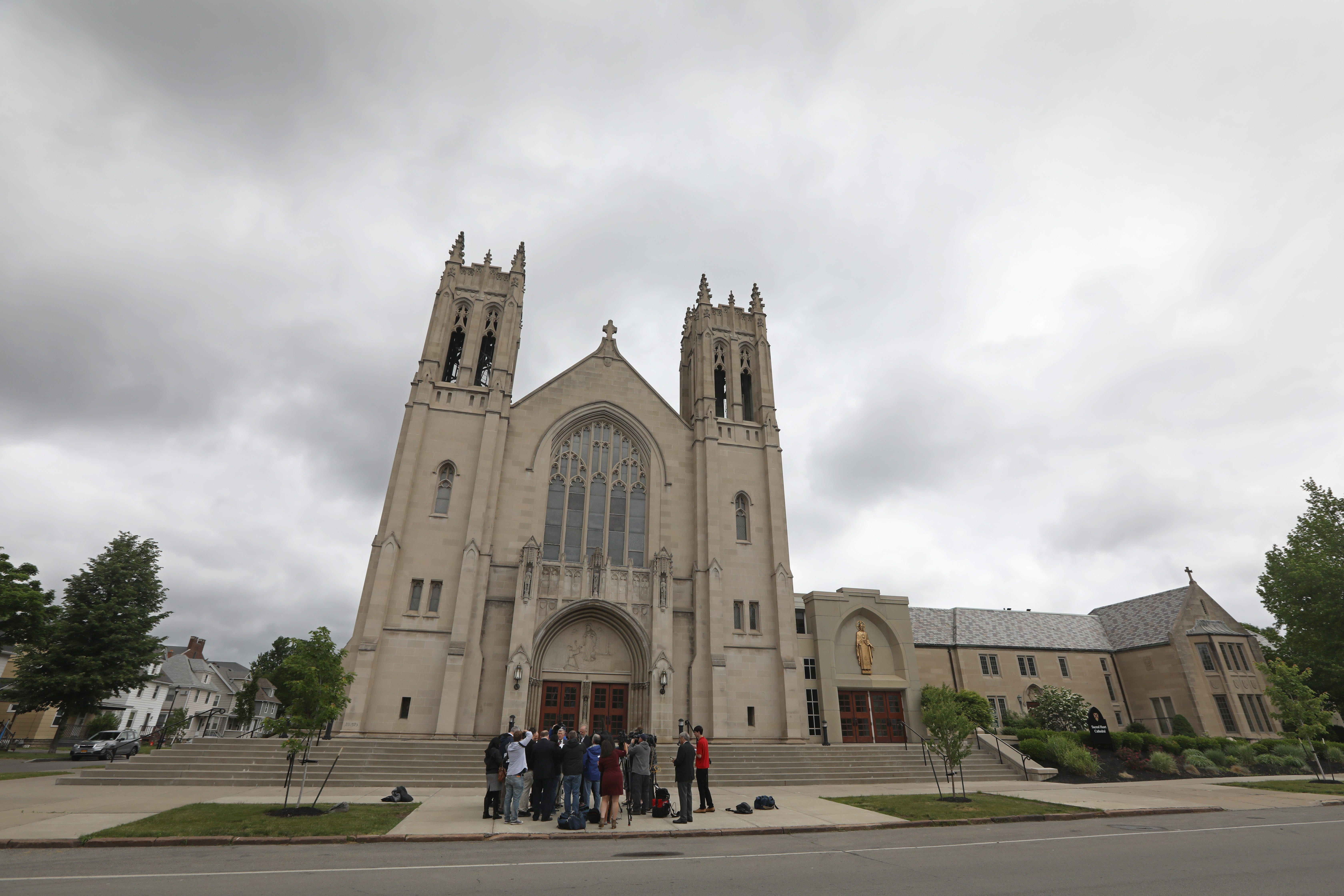 Diocese of Rochester has paid $1.6 million to 20 sex abuse victims