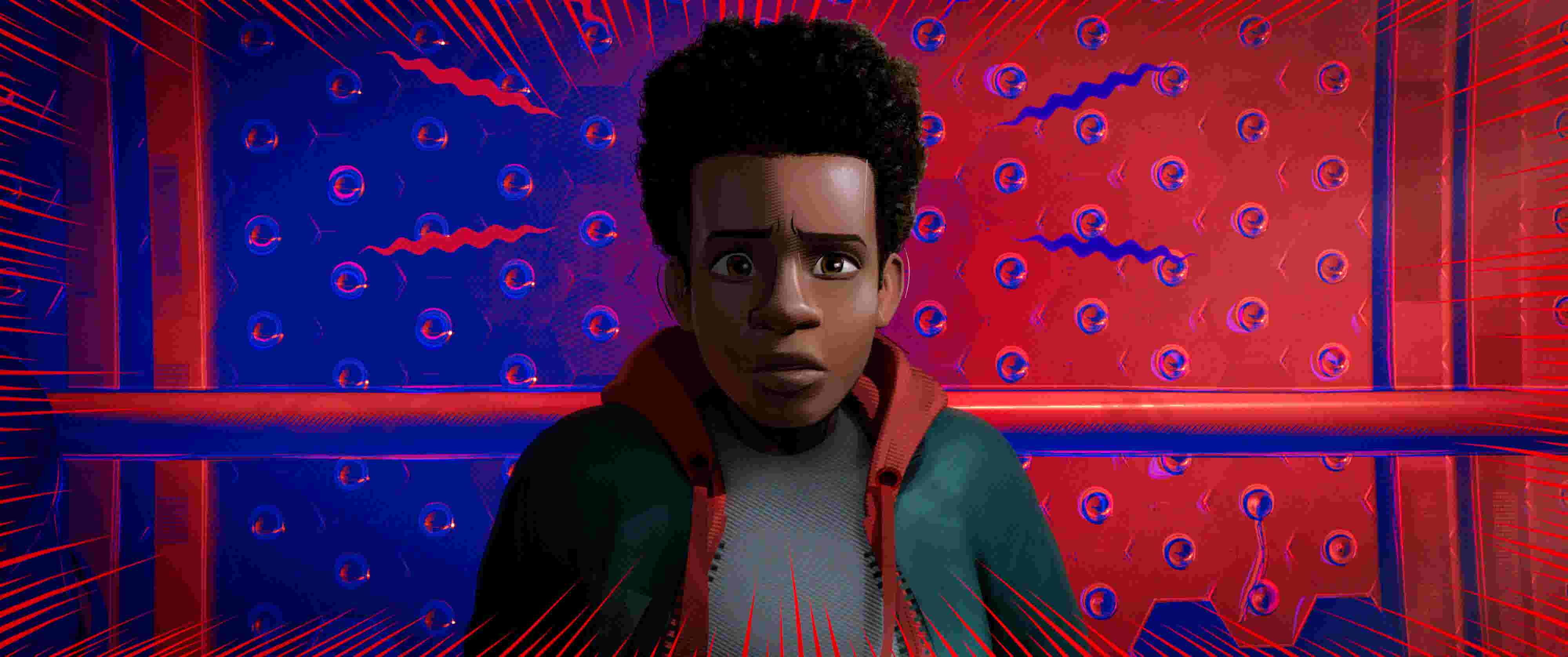 Image result for Spider-Man edge of the spider verse movie