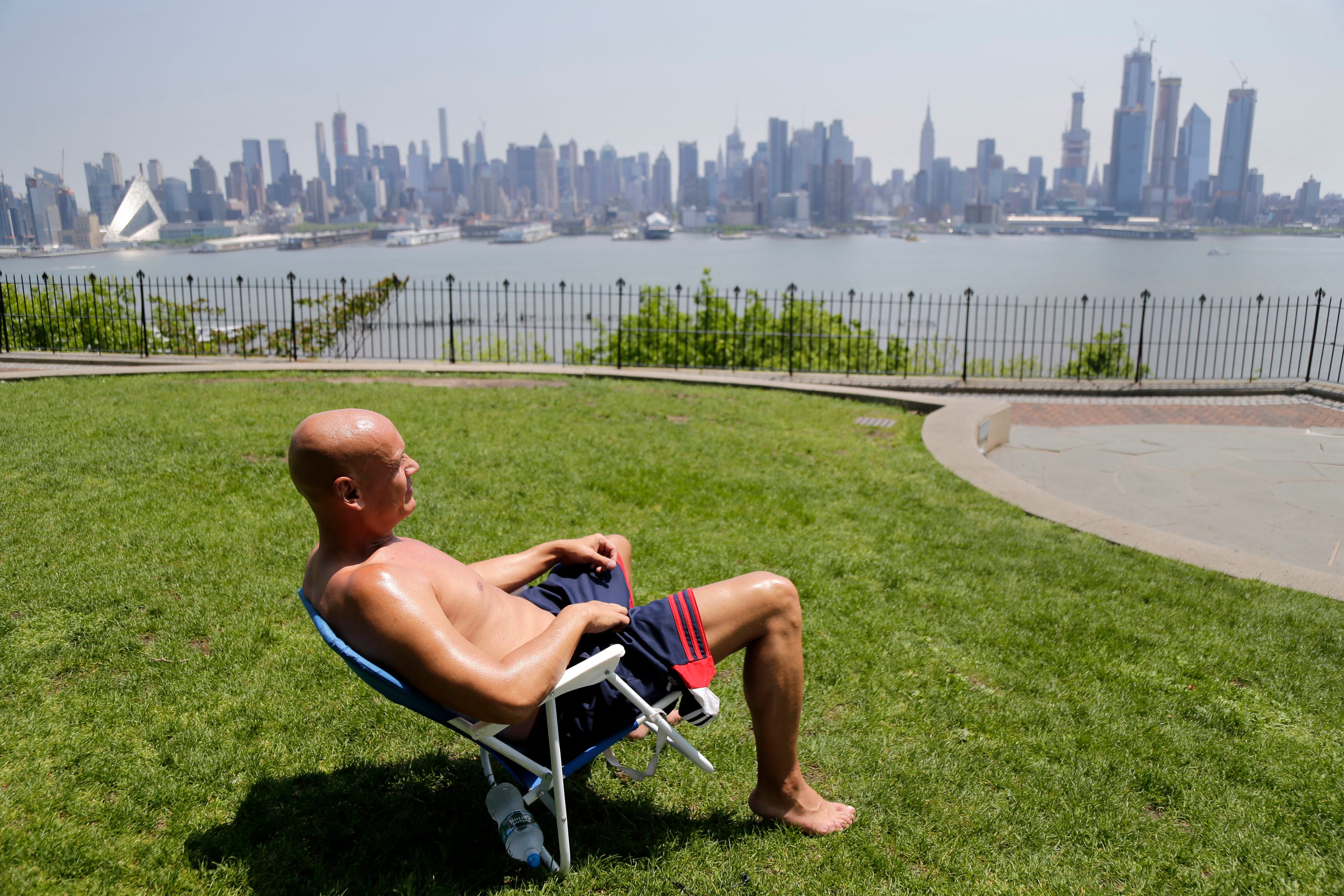 May was warmest on record for USA, breaking mark set during Dust Bowl