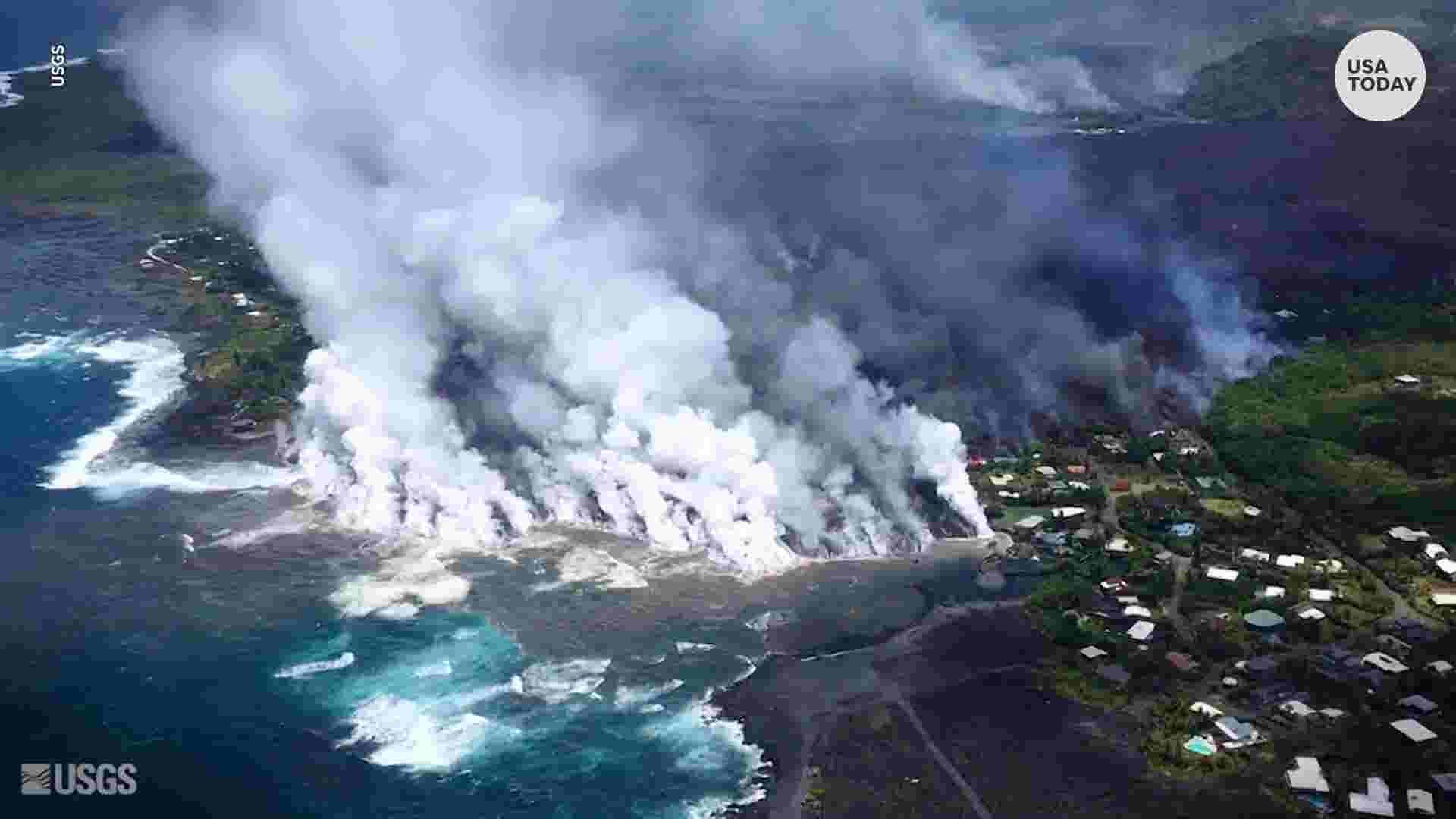 Lava From Hawaii Volcano Has Destroyed 600 Big Island Homes Mayor Says