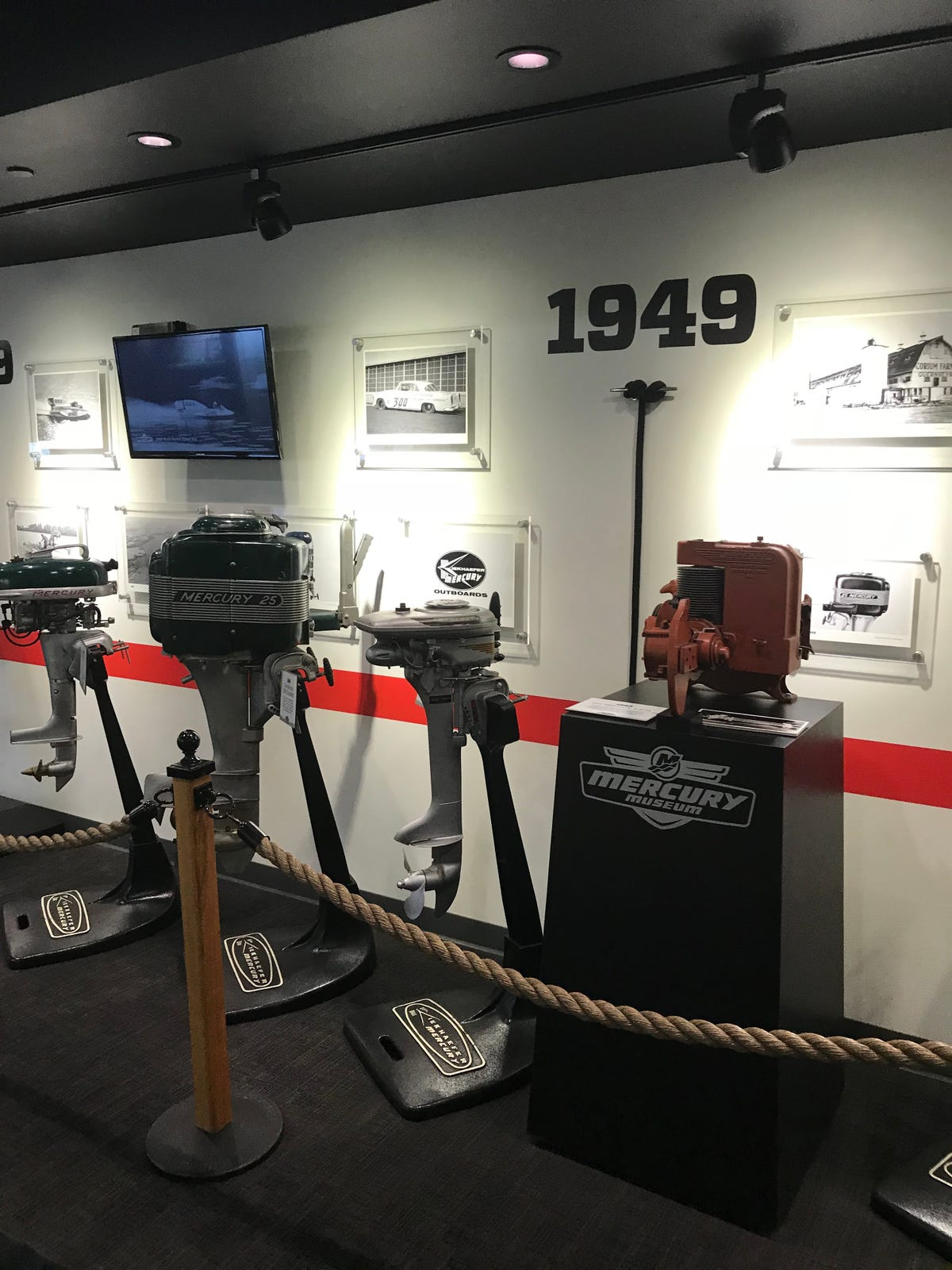 Fond du Lac's Mercury Marine launches 20 engines, continues