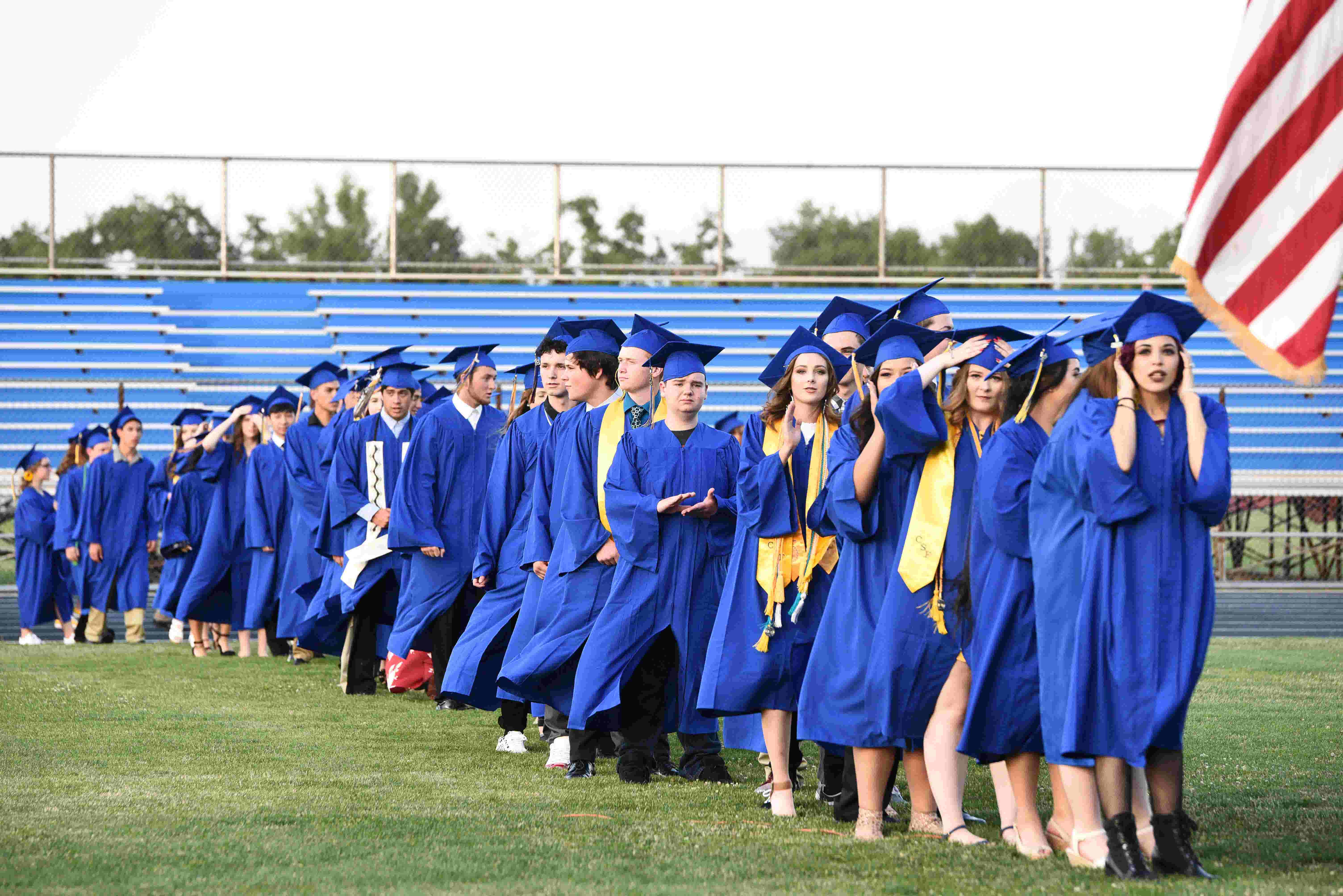 celebrate the graduation of anderson union high school s class of 2018