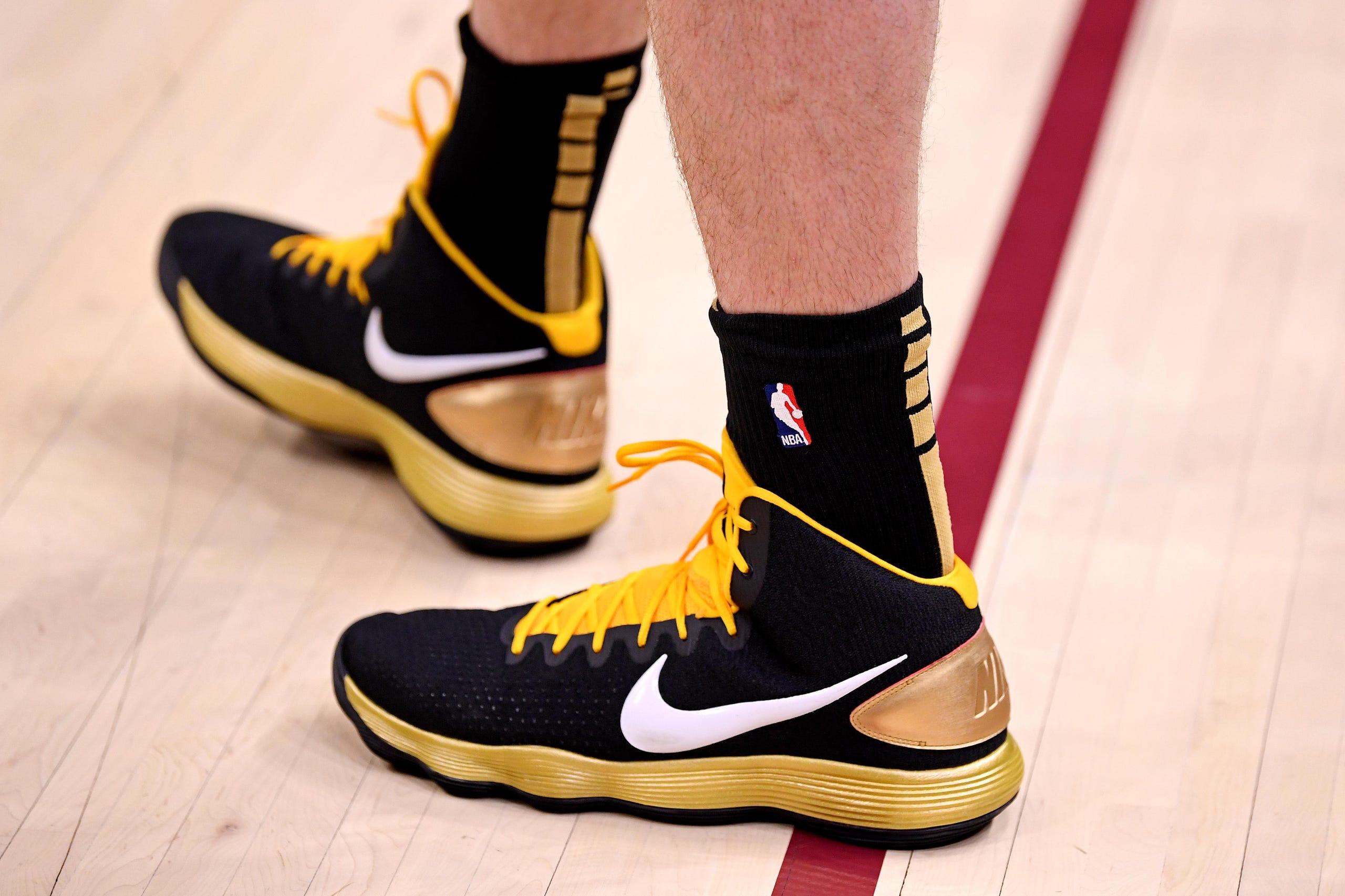 4f27a21a09176 NBA shoes  Best kicks of the 2018 playoffs