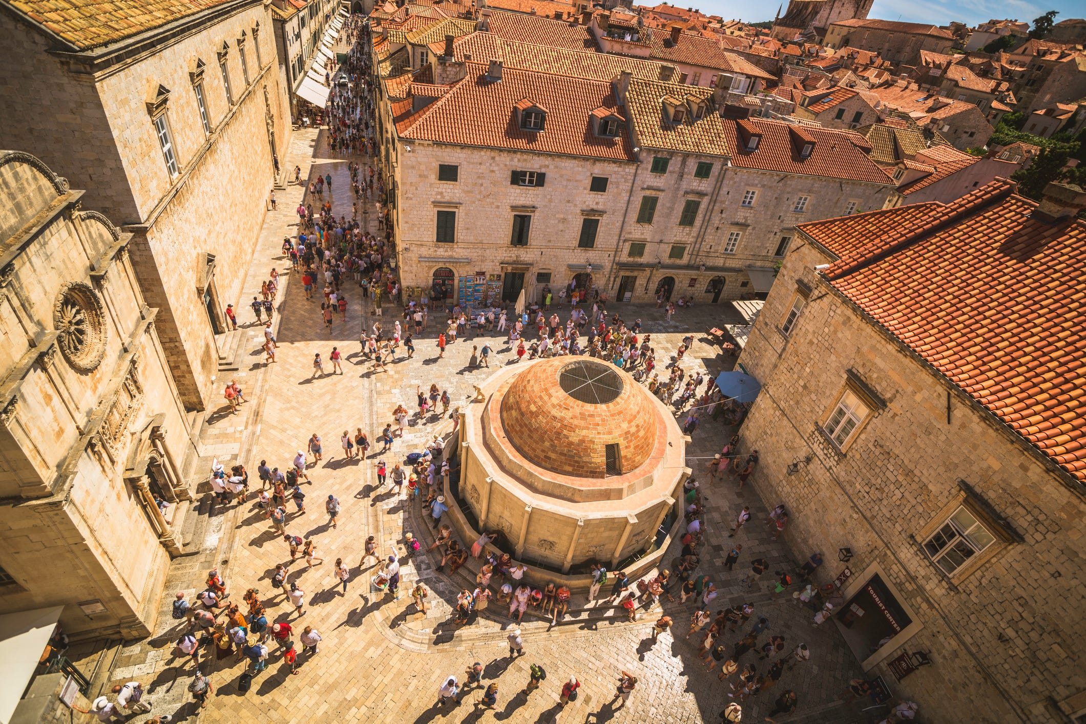 Croatia's 'Game of Thrones' town threatened by mass tourism   USA Today
