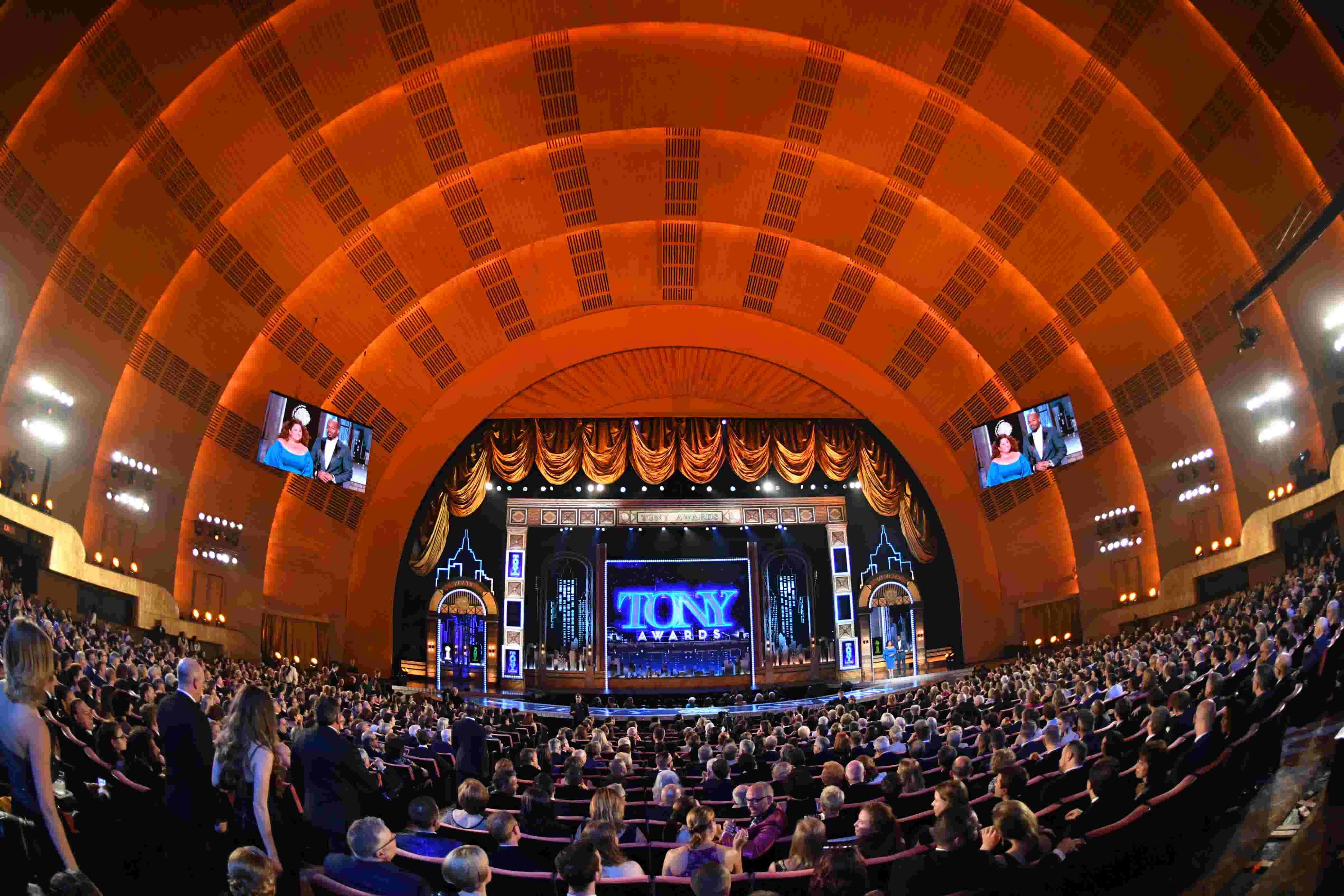 Tony Awards: Parkland students give powerful 'Seasons of