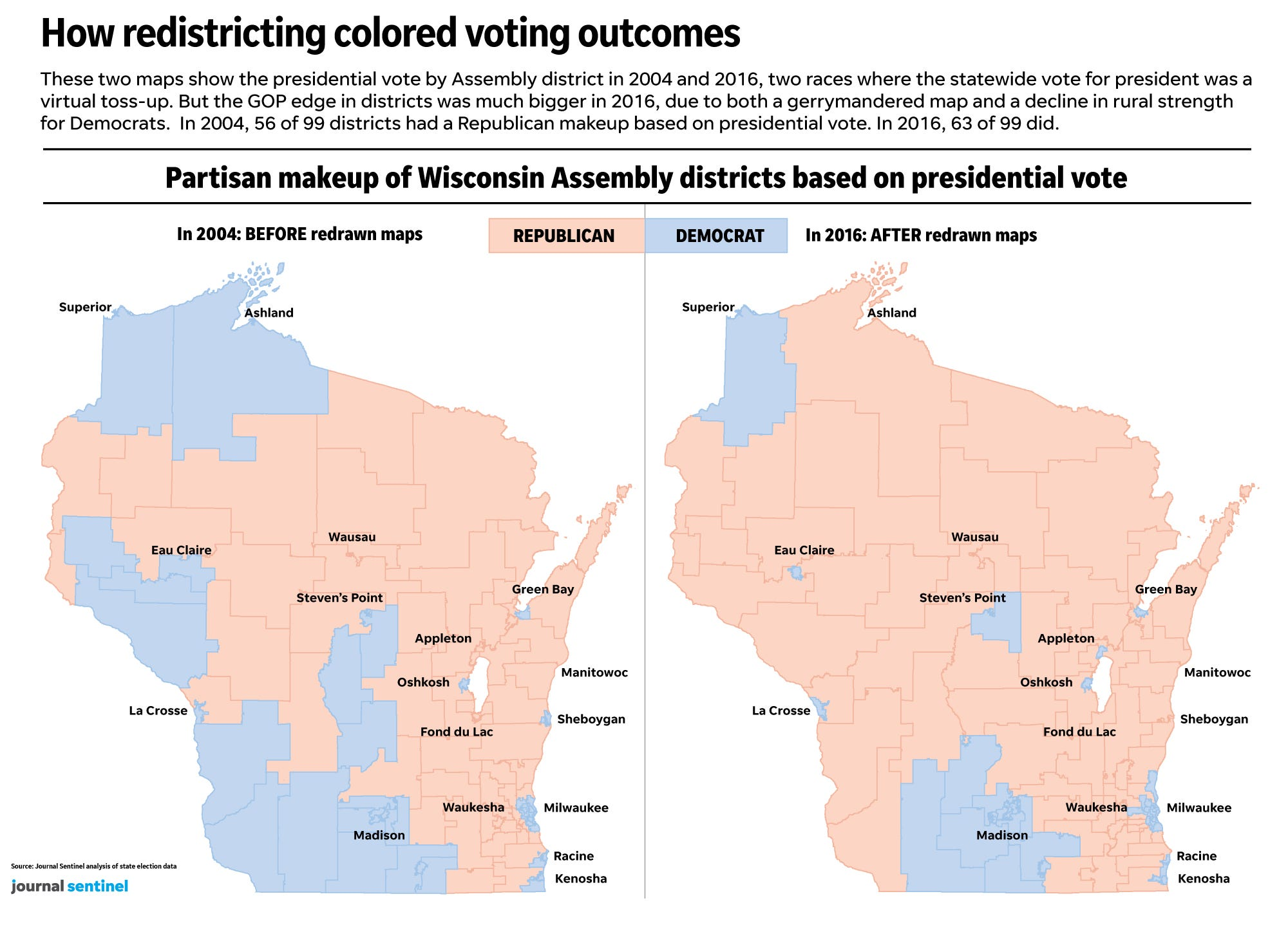 Supreme Court Sends Wisconsin Gerrymandering Case Back To Lower Court