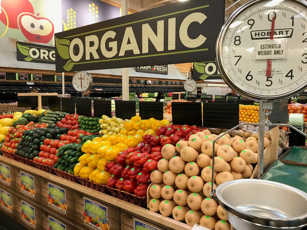 Sprouts Farmers Market opens in Simpsonville, SC