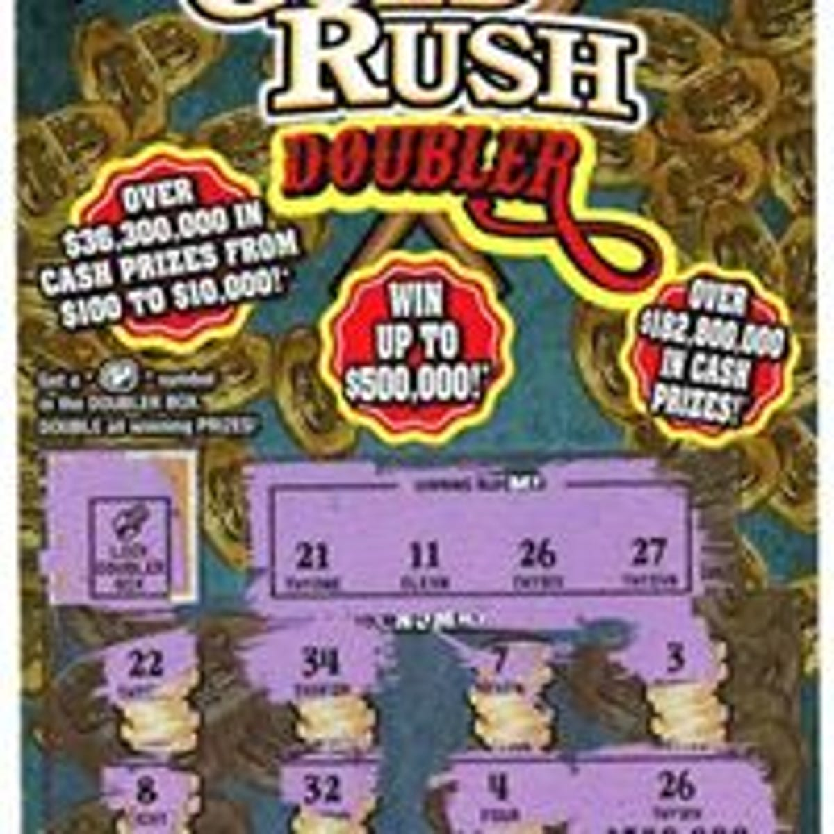 Fort Myers man claims $1 million scratch-off prize