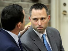 Holmdel high school track 'pooper' makes court appearance