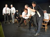 You've been summoned! See photo highlights of Riverfront Playhouse's courtroom drama 'Twelve Angry Men'