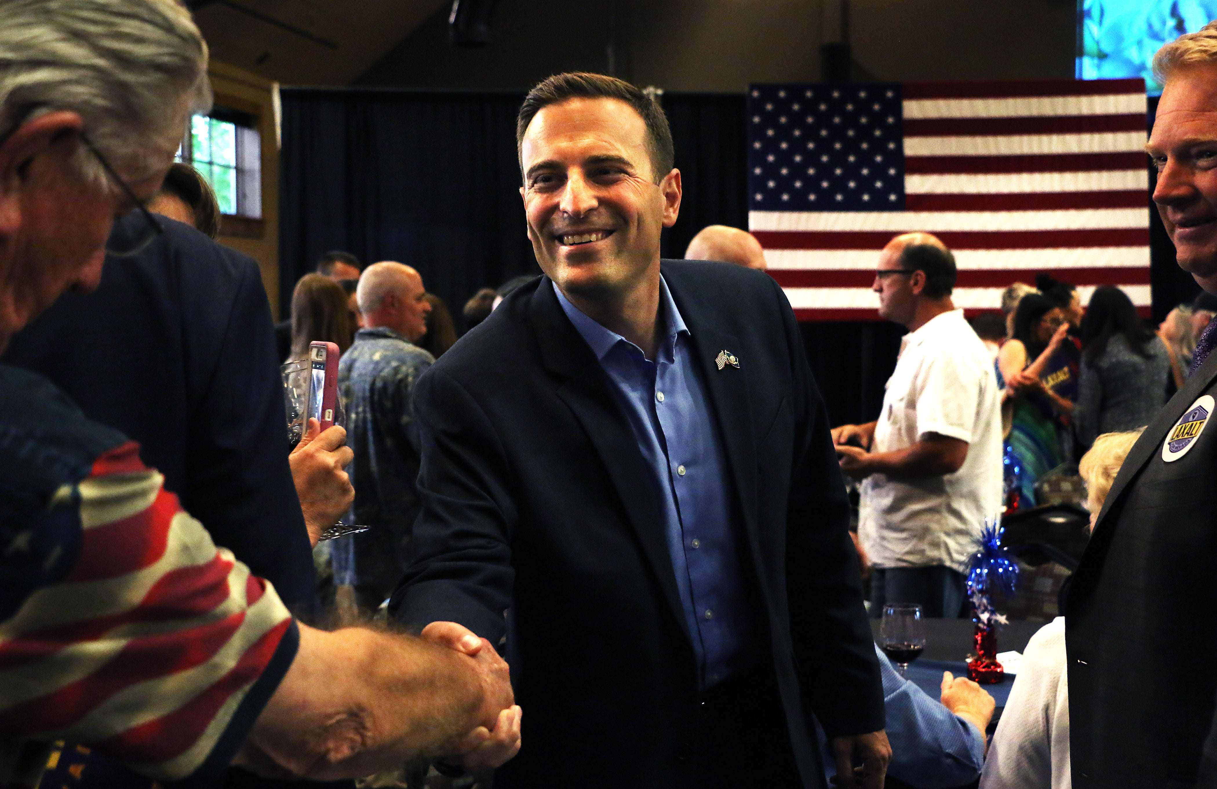 Laxalt on his (sometimes icy) relationship with Sandoval: 'I hope to earn his vote' | Reno Gazette Journal