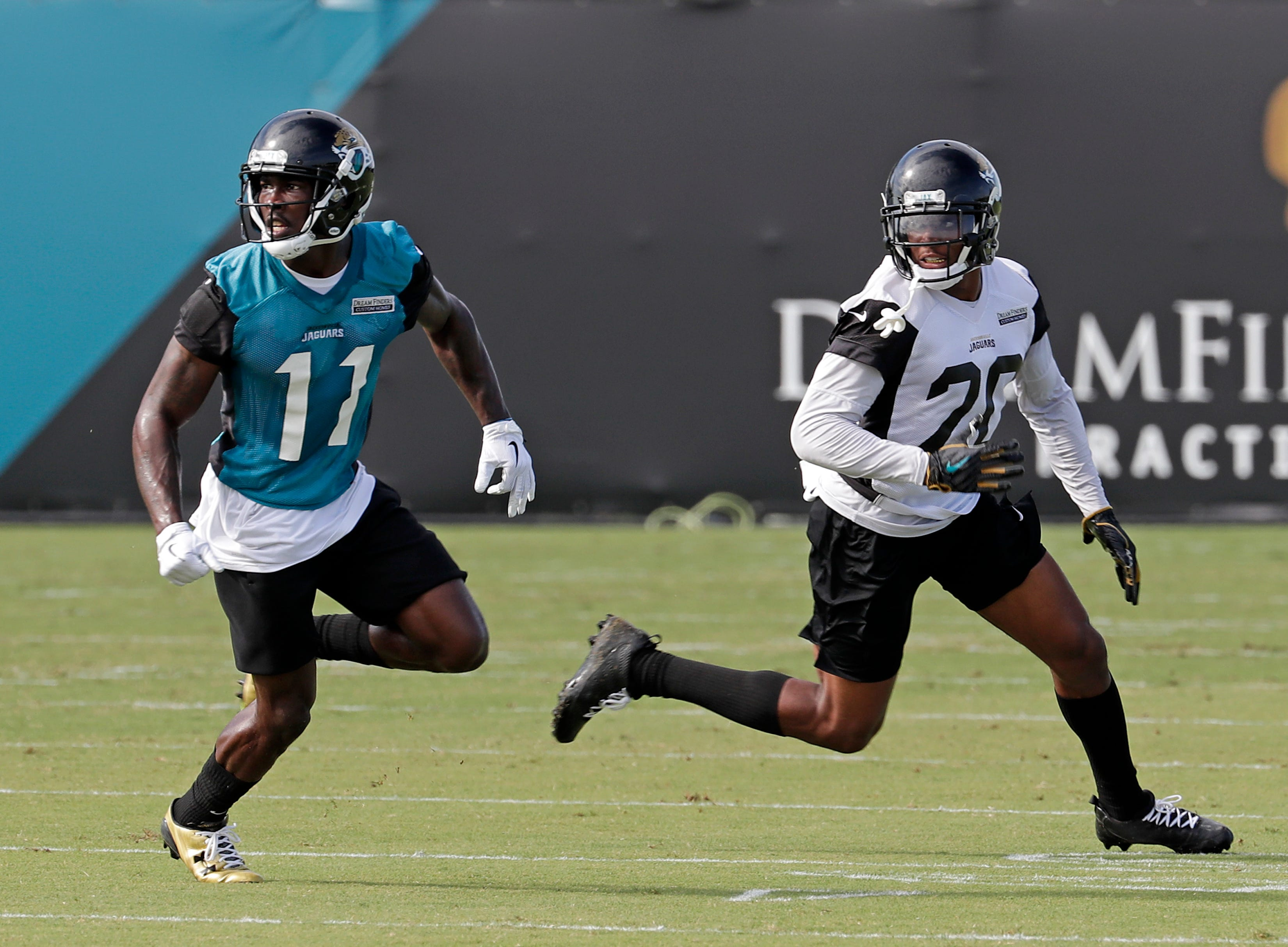 Jaguars' Ramsey has no regrets about skipping team workouts