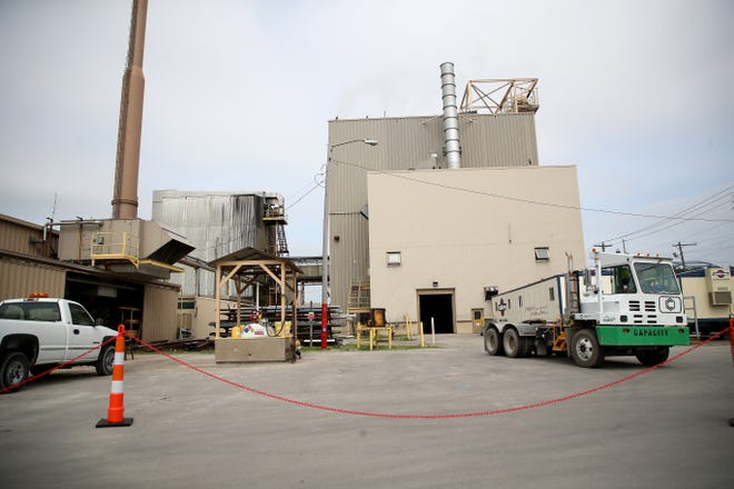 The Green Bay Packaging mill at 1601 Quincy St. was built in the late 1940s. Its replacement, a $500 million-plus investment set to go online in March is the first new paper mill built in the state in decades.