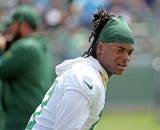Aaron Nagler speaks with Michael Cohen about the Packers rookie cornerbacks having to go up against Davante Adams in minicamp.