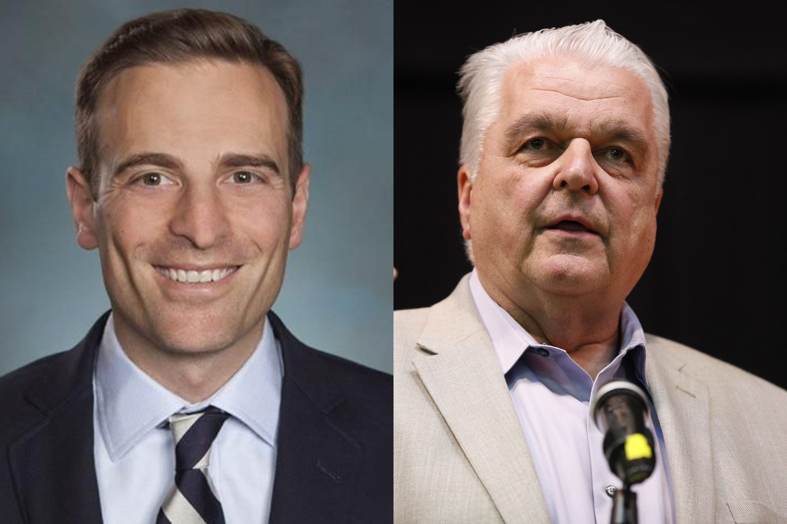 Laxalt agrees to live, televised debate with Sisolak ahead of governor's office showdown | Reno Gazette Journal