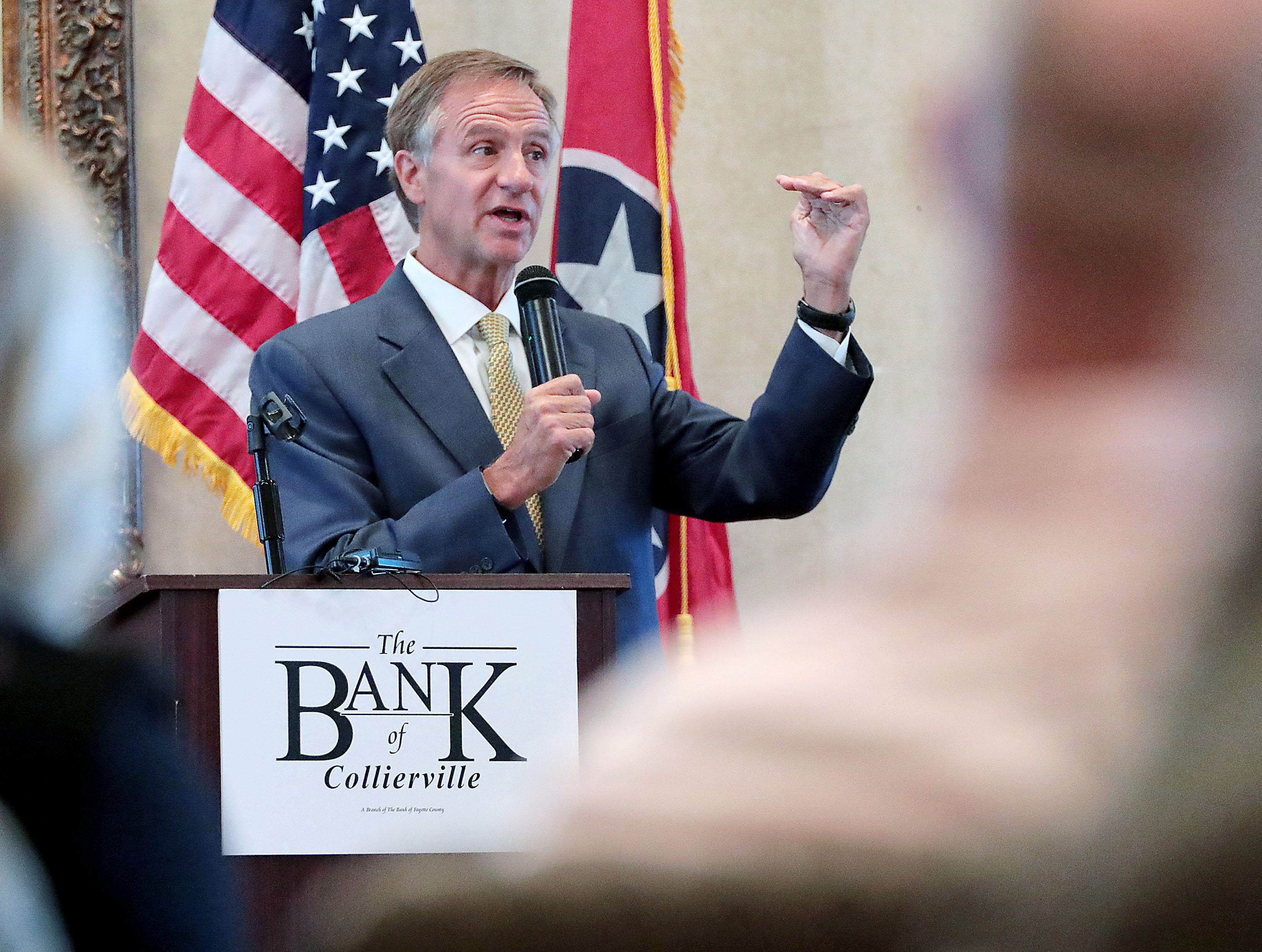 Haslam discusses achievements, expectations during Collierville event | The Commercial Appeal