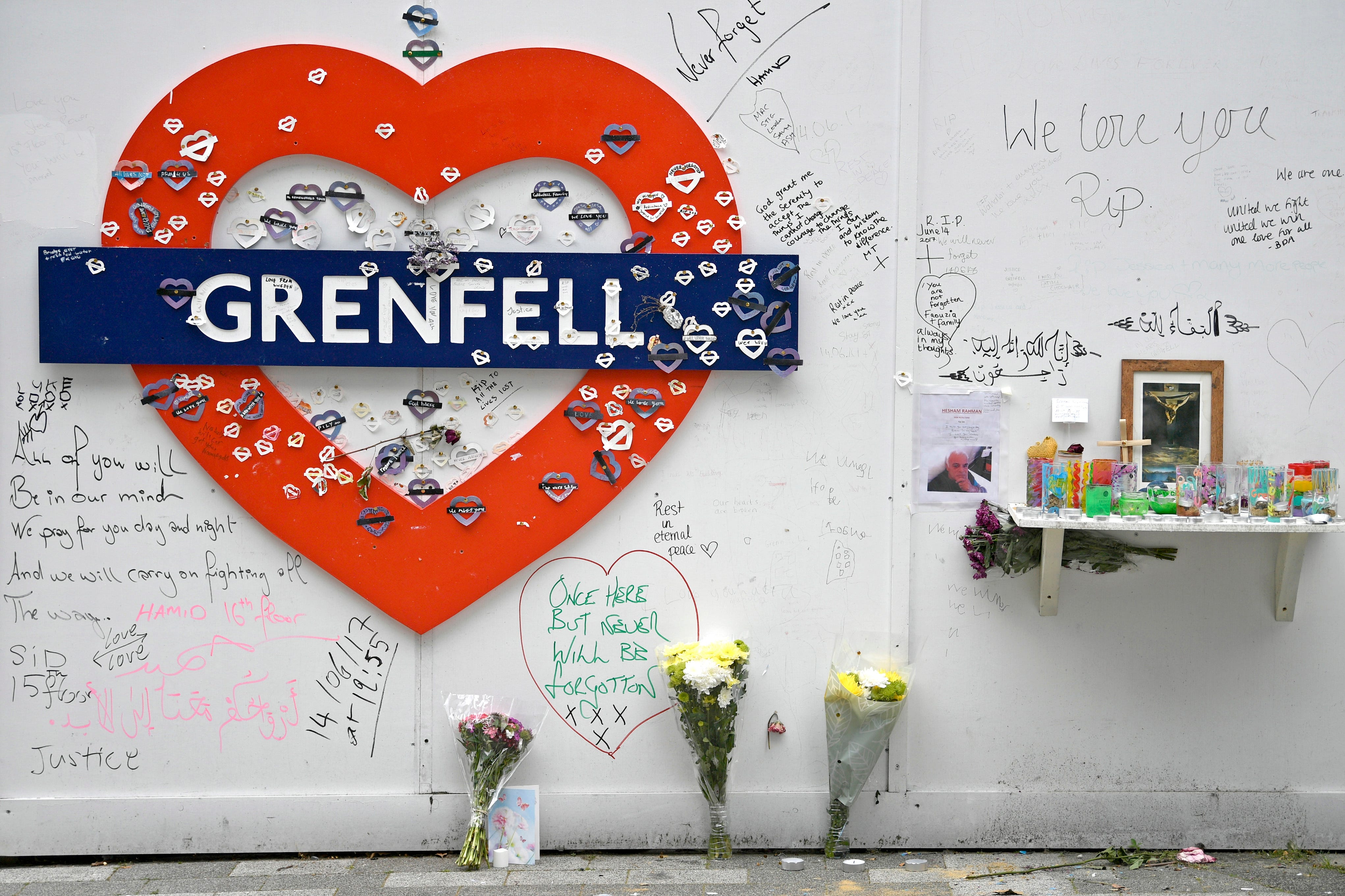 One year later, Britain remembers Grenfell Tower fire, London's deadliest tragedy since World War II