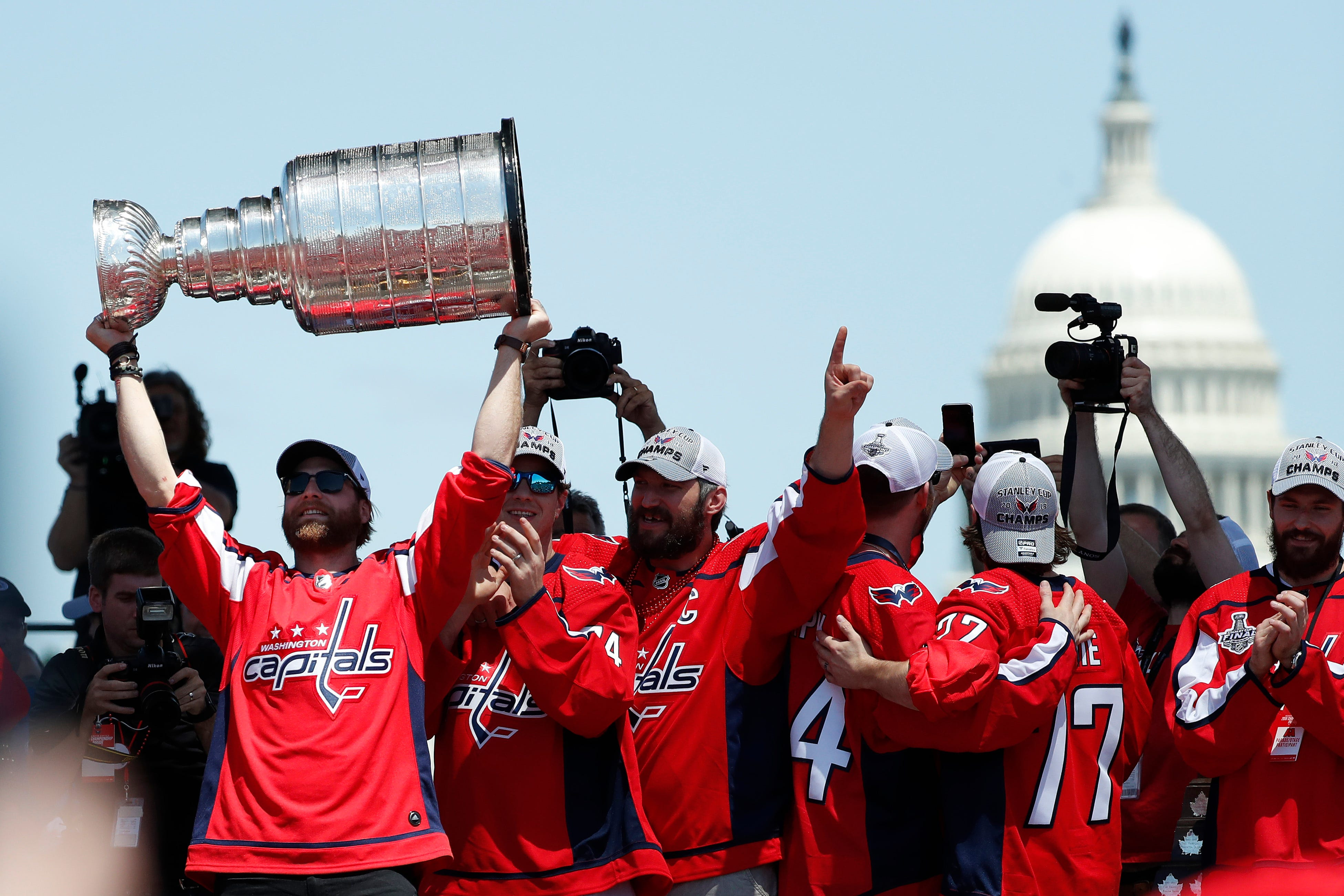 Most Capitals players looking forward to visiting White House, if invited