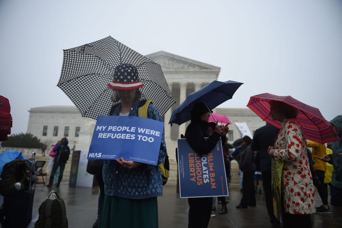 Supreme Court upholds President Donald Trump's immigration