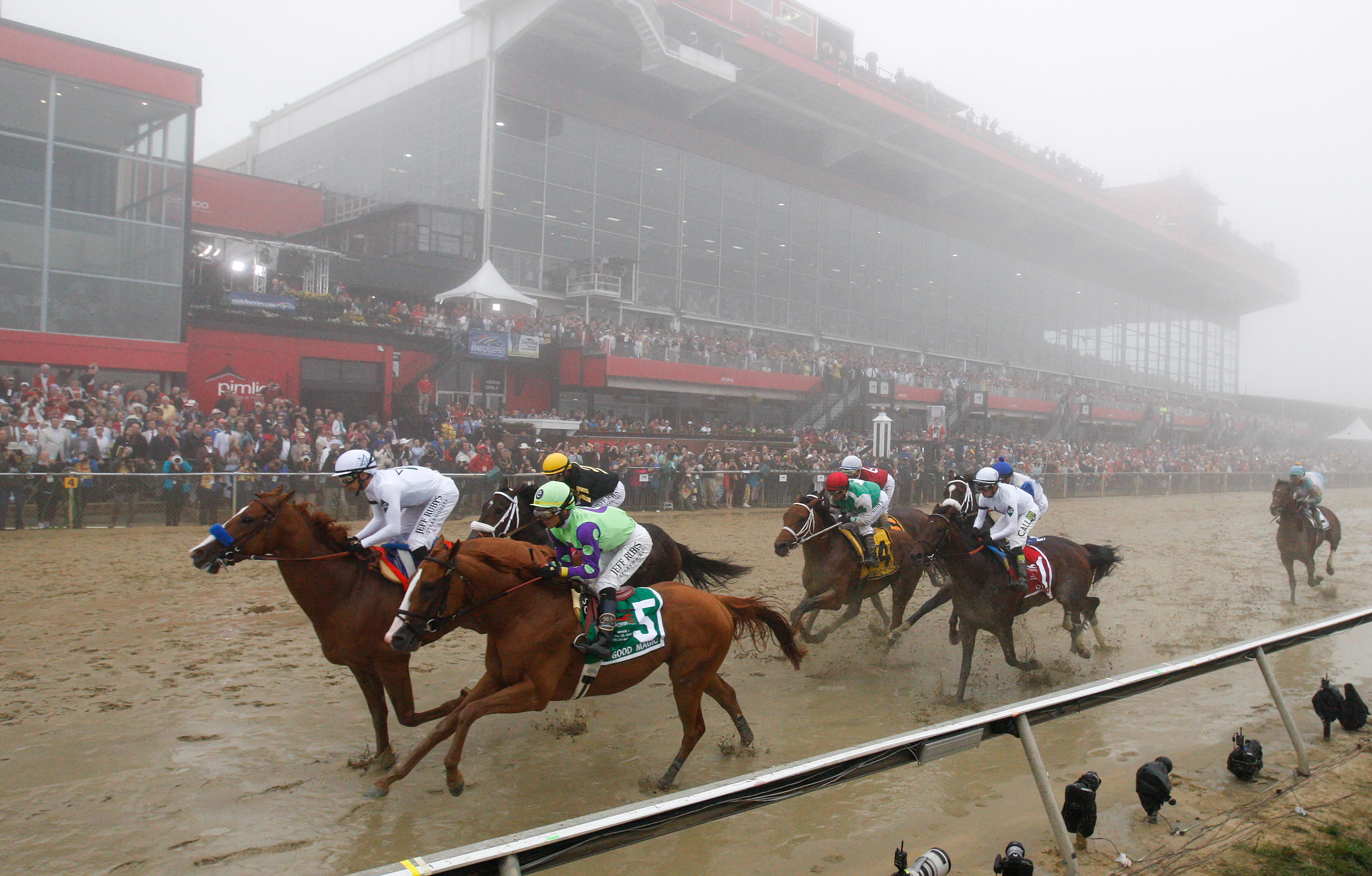 Handicapping the Preakness Stakes: 5 long shots that could win at big prices