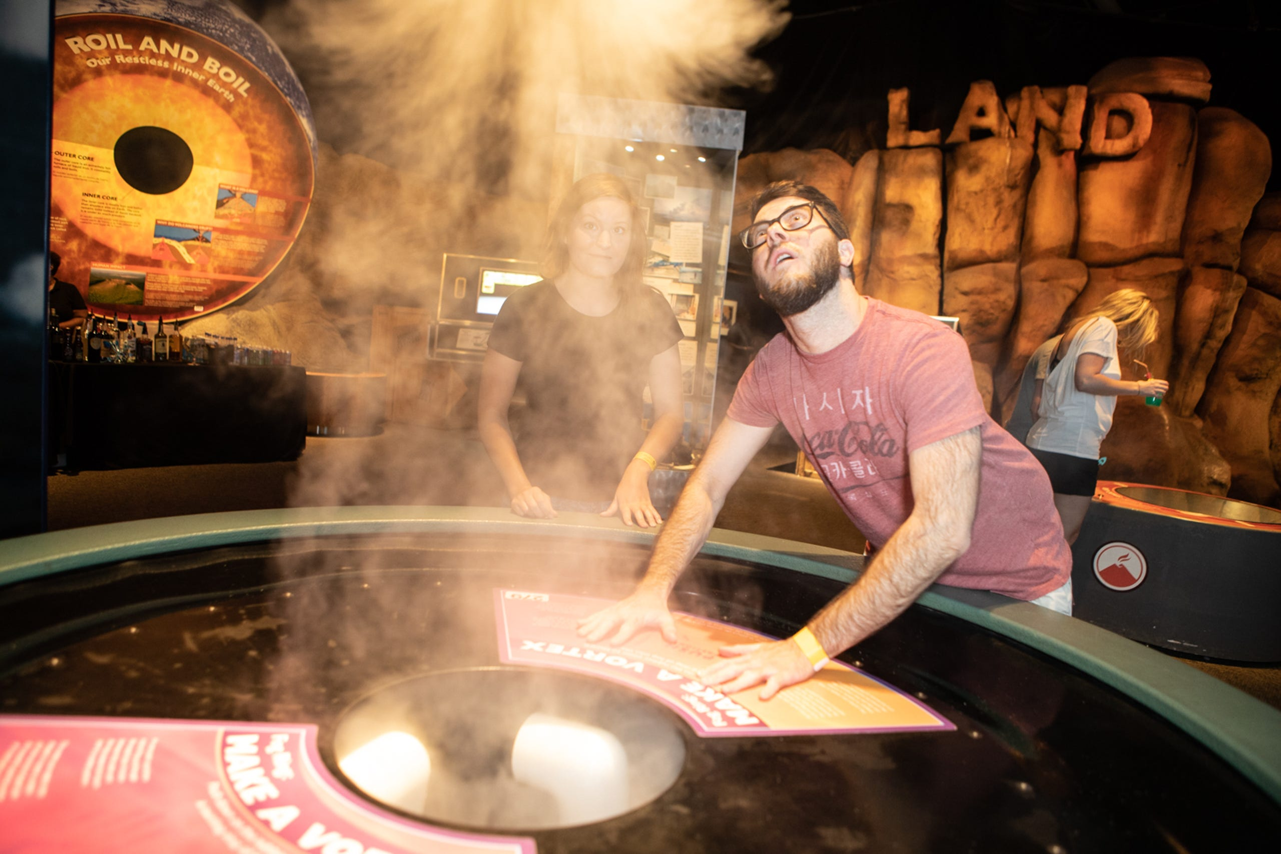 Science With A Twist at the Arizona Science Center