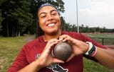 Video: Sam Morillo of Valhalla High School is Westchester/Putnam track and field athlete of the year.
